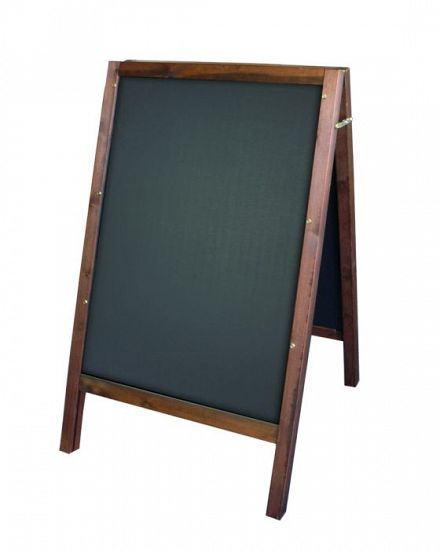 Square Framed A-Board