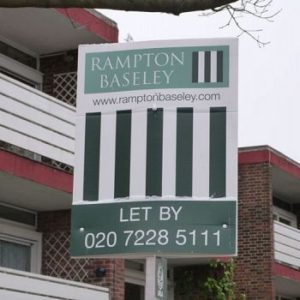 Estate Agent Boards by Henderson Signs